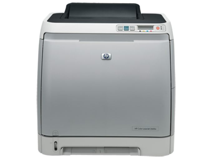 HP Color LaserJet 2600n Printer drivers