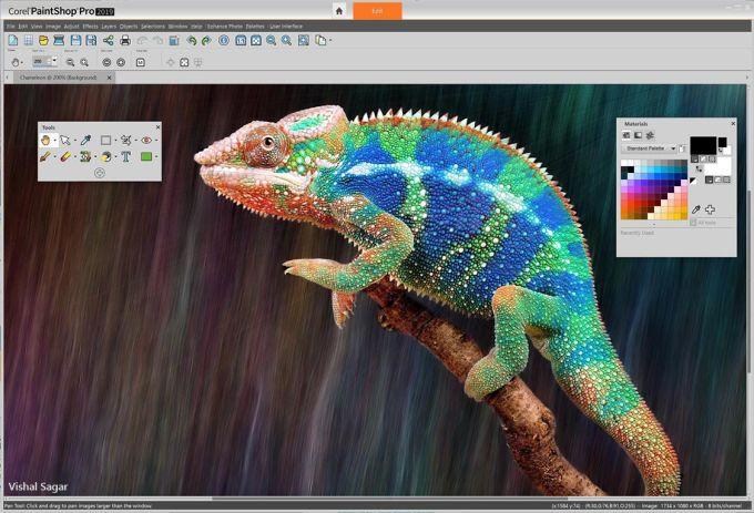 Corel PaintShop Pro (32-Bit)