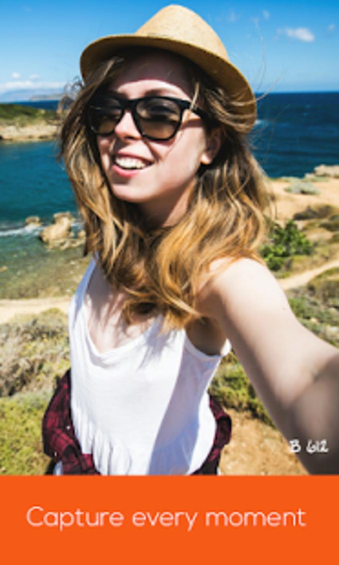 Bee 612 Selfie Smile