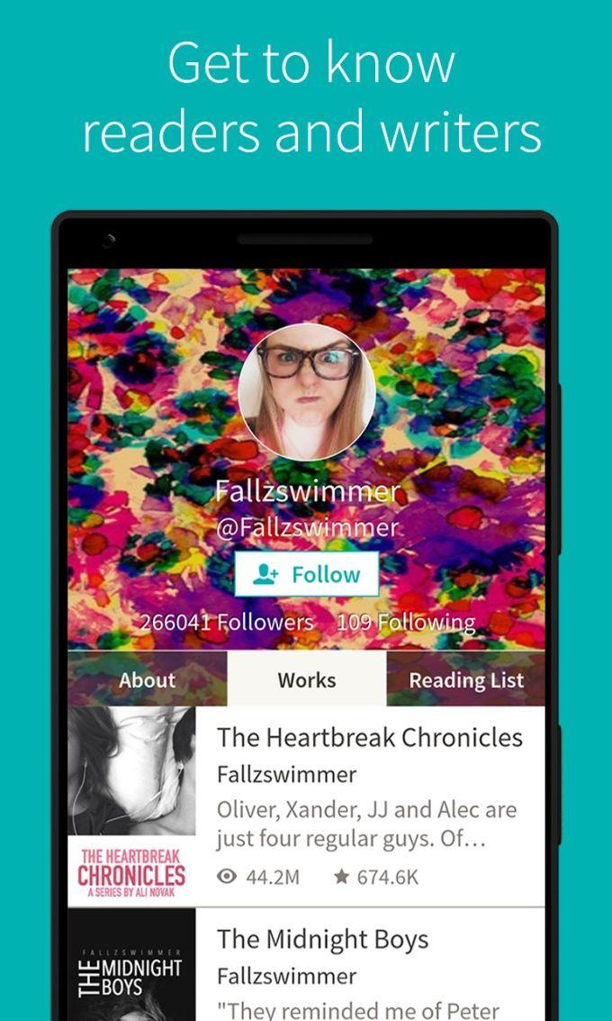 WattpadFree Books and Stories