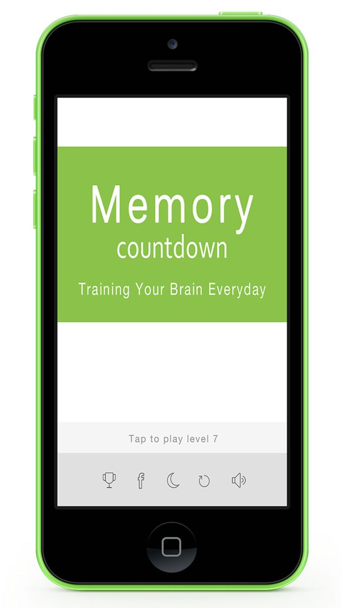 Remember and Count - Training your brain everyday