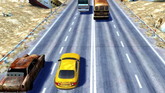 Traffic: Illegal Road Racing