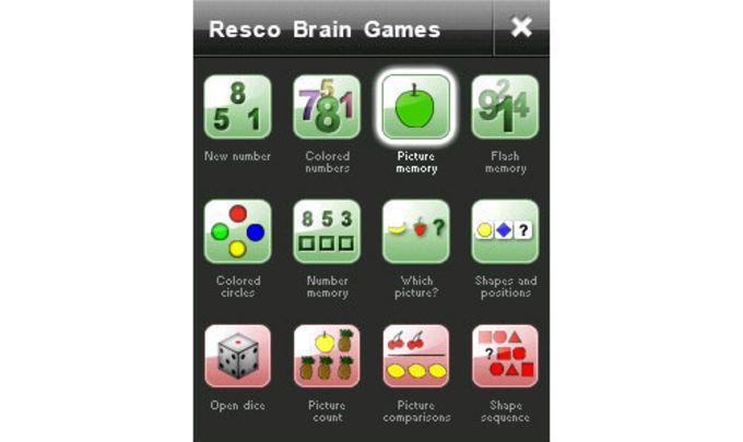 Resco Brain Games