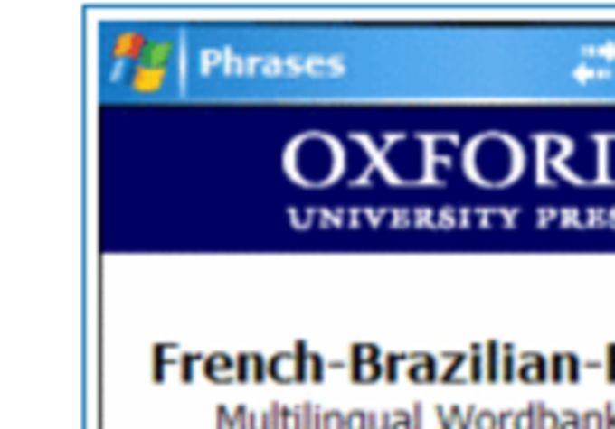 MSPhrase Oxford