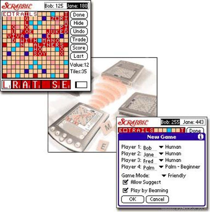 Handmark Scrabble