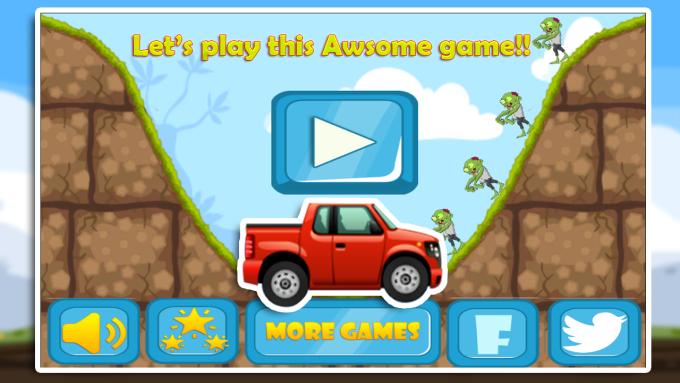 Speedy Cars: Zombie Smasher