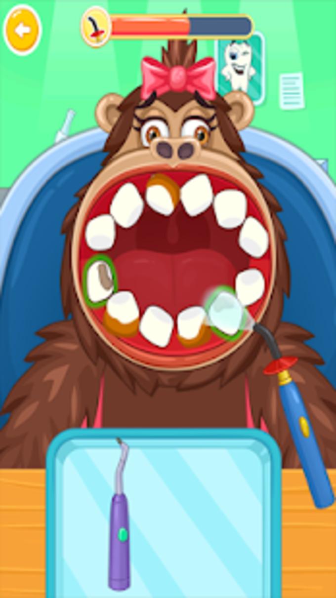 Childrens doctor  dentist