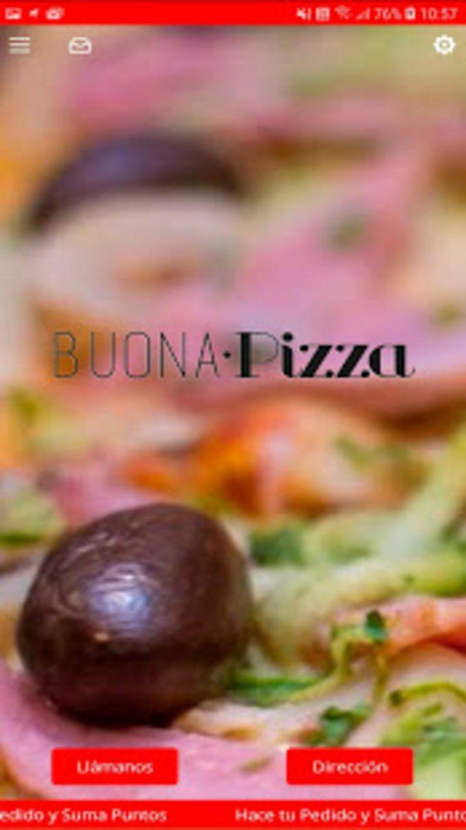 Buona Pizza CTA