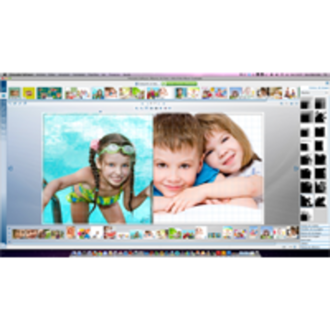 Foto álbum Printcolor Software