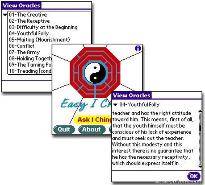 Easy I Ching