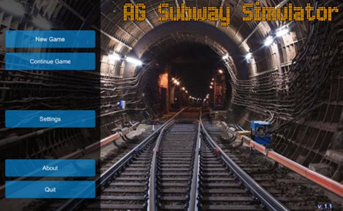 AG Subway Simulator Mobile