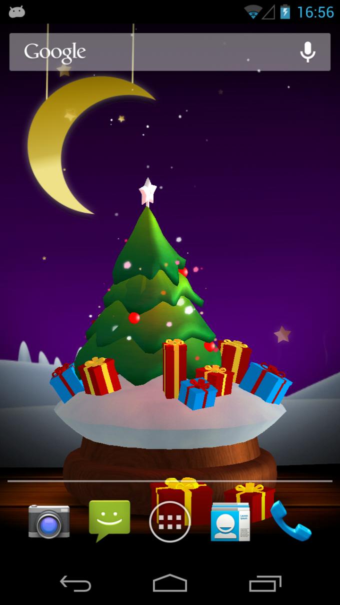Christmas Story Live Wallpaper