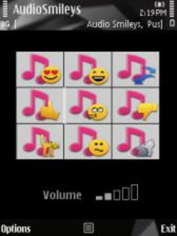 Audiosmileys