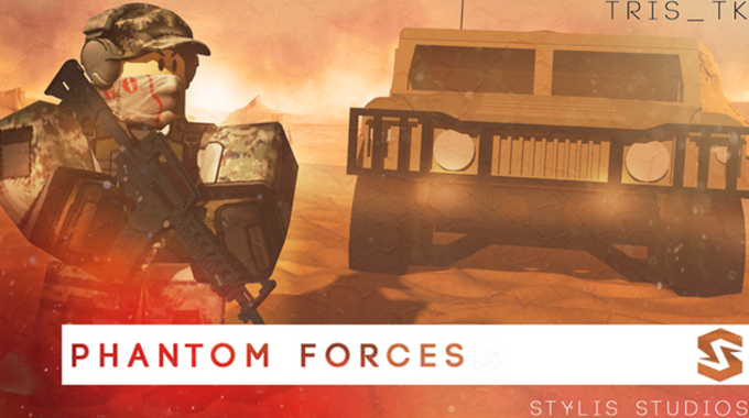 Phantom Forces Beta