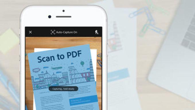 Adobe Scan: PDF Scanner, Documents, Receipts