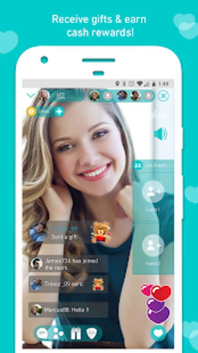 Vibo Live: Live Stream Random call Video chat