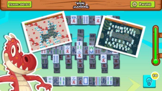 El Rey del mahjong solitaire - King of Majong Solitaire