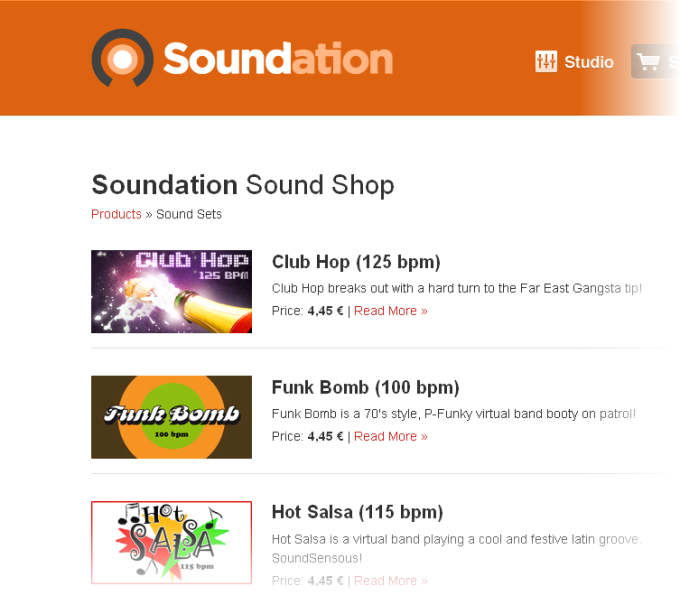Soundation