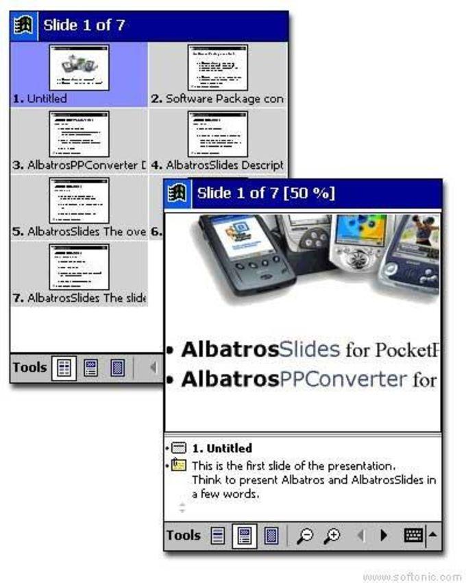 AlbatrosSlides