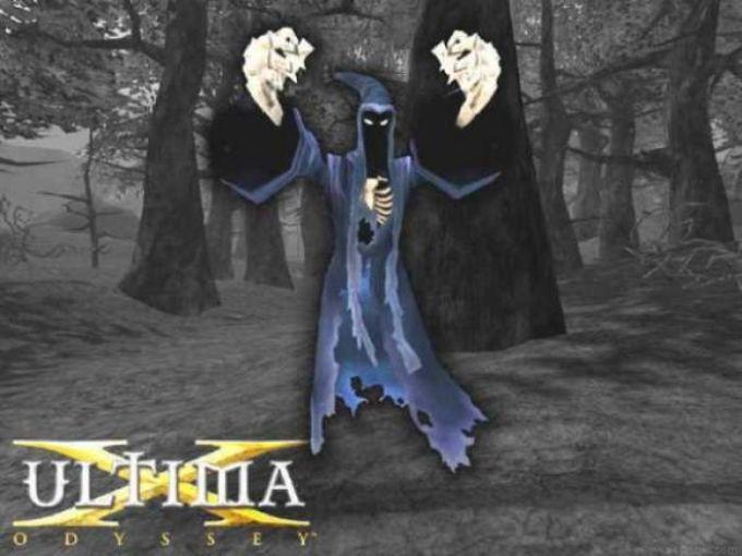 Ultima X: Odyssey Harvest Lord Wallpaper