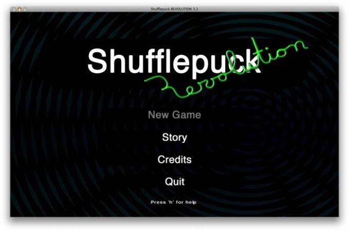 Shufflepuck REVOLUTION