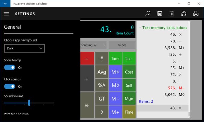 10Calc business-productivity Calculator