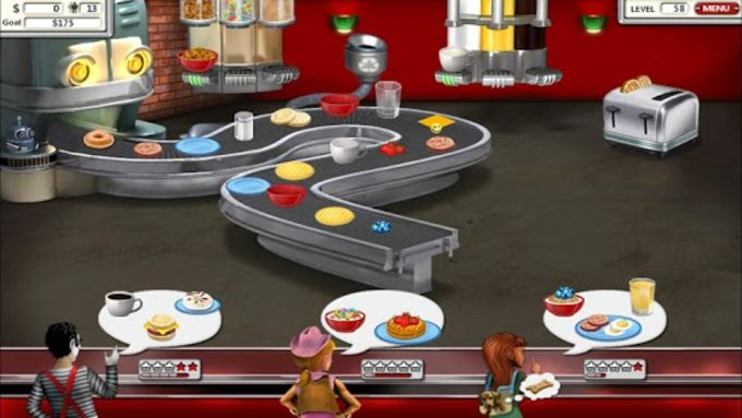 Burger Shop 2 for Android - Download
