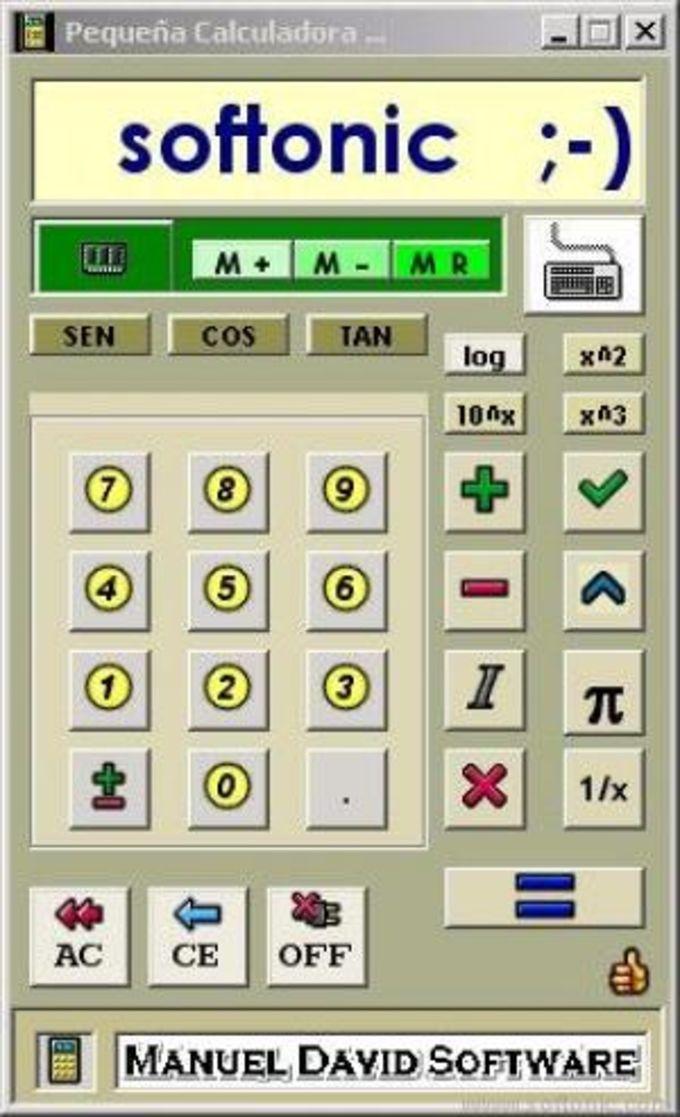 Calculadora Extendida