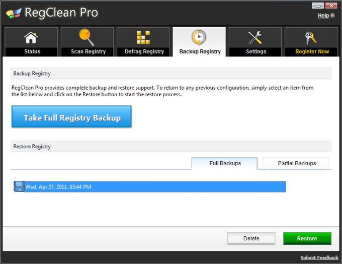 RegClean Pro