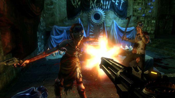 BioShock 2 Patch