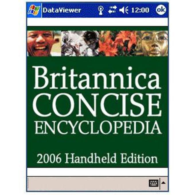 Britannica Concise Encyclopedia 2006