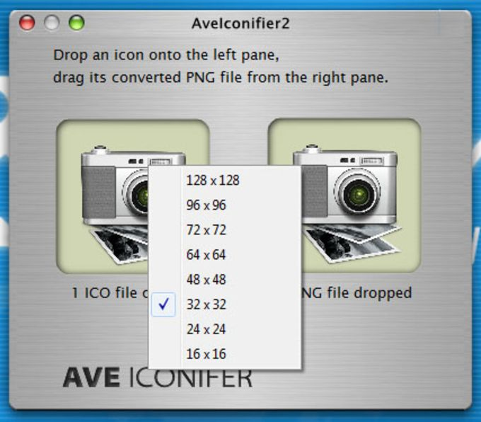 AveIconifier