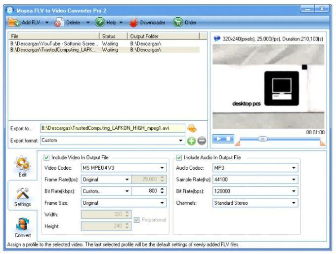Moyea FLV to Video Converter Pro