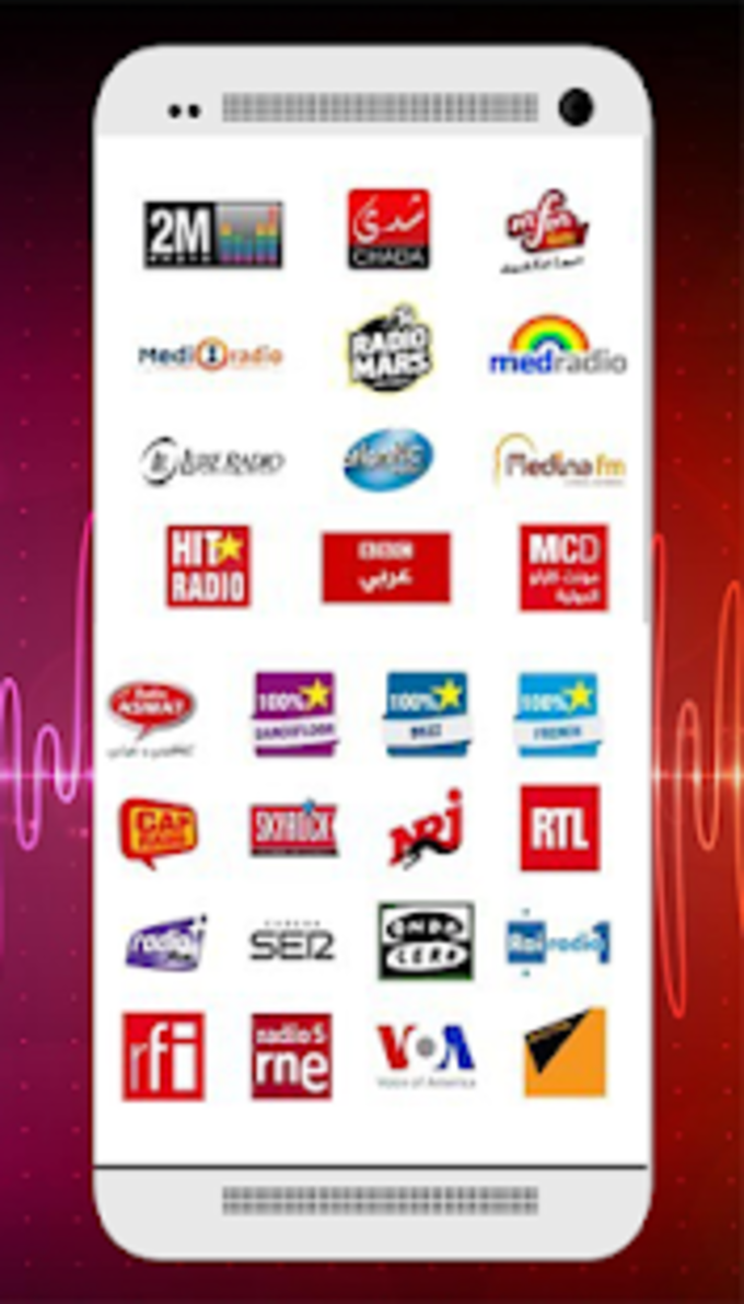 Radio Maroc Sans Ecouteur