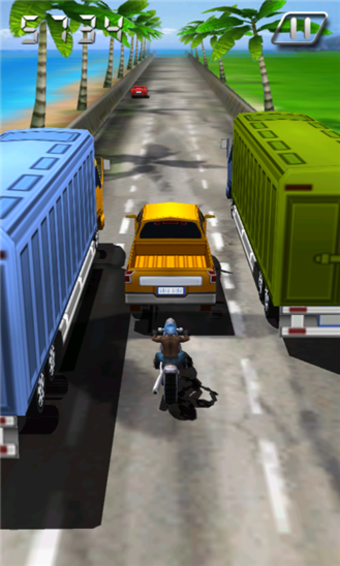 AE 3D Moto - The Lost City