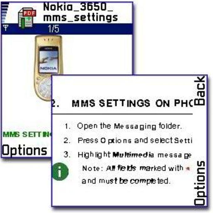 NOKIA S60 PDF READER EBOOK