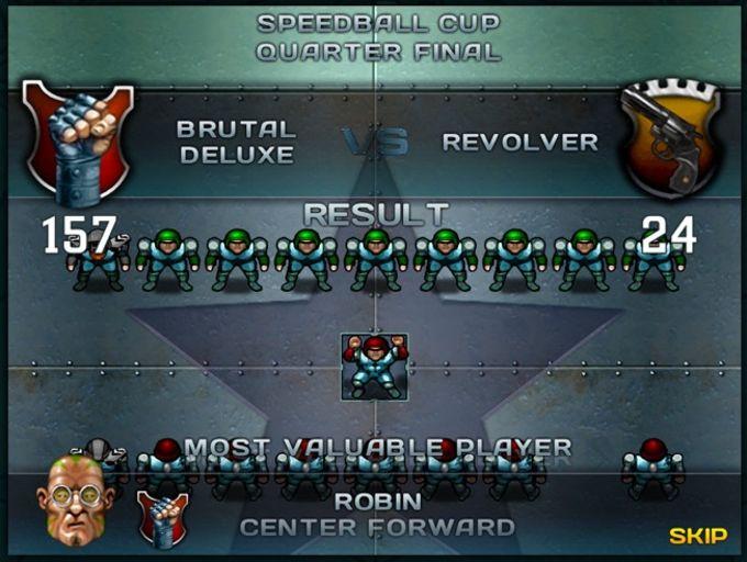 Speedball 2: Evolution