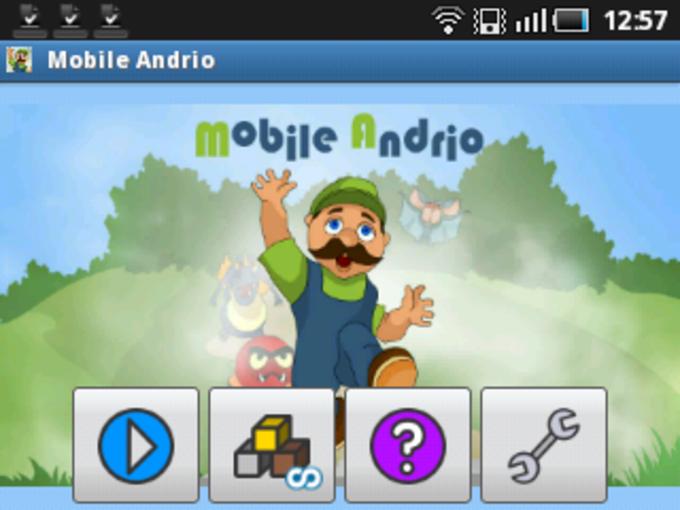 Mobile Andrio