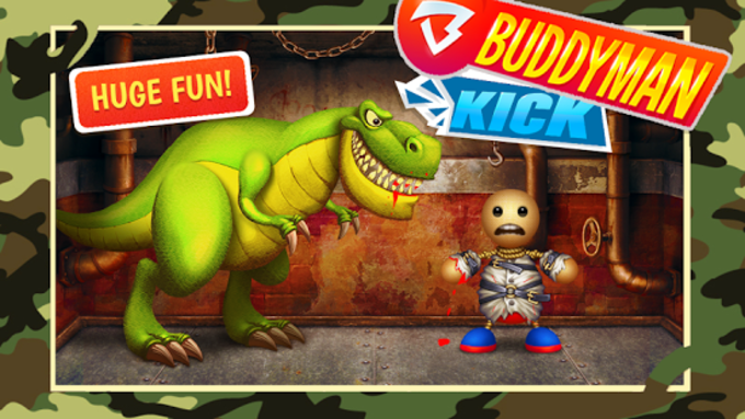 Super Buddyman Kick 2 The Weapons Games