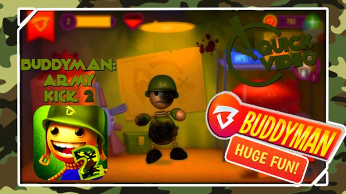 Super Buddyman Kick 2 The Weapons Games