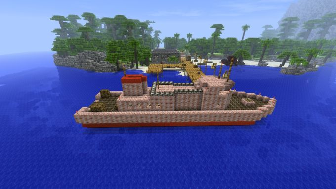 Far Cry 3 Pack Minecraft