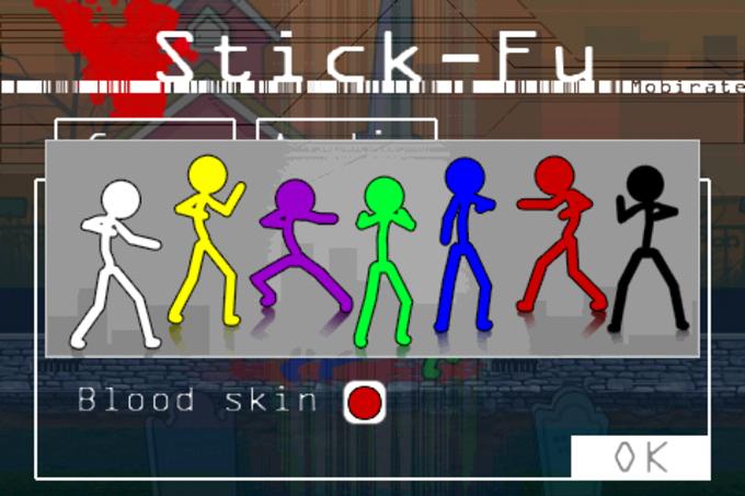 Stick-Fu