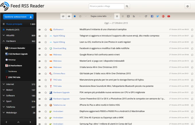 Feed RSS Reader