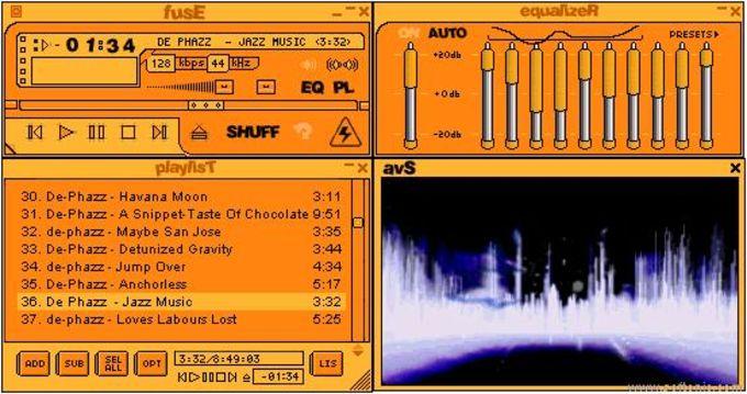 Fuse Amp