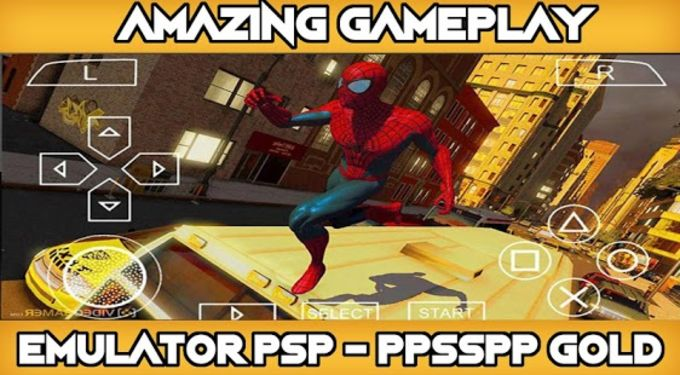 Emulator for PSP  Pro PPSSPP Gold