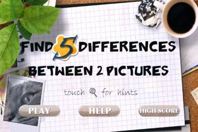 間違い探し Find Differences Deluxe