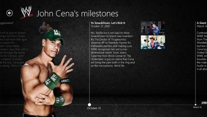 WWE for Windows 10