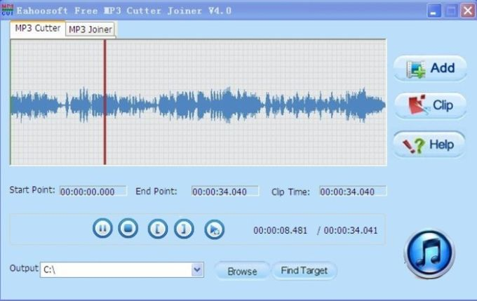 Audacity download free mp3 cutter joiner reheart