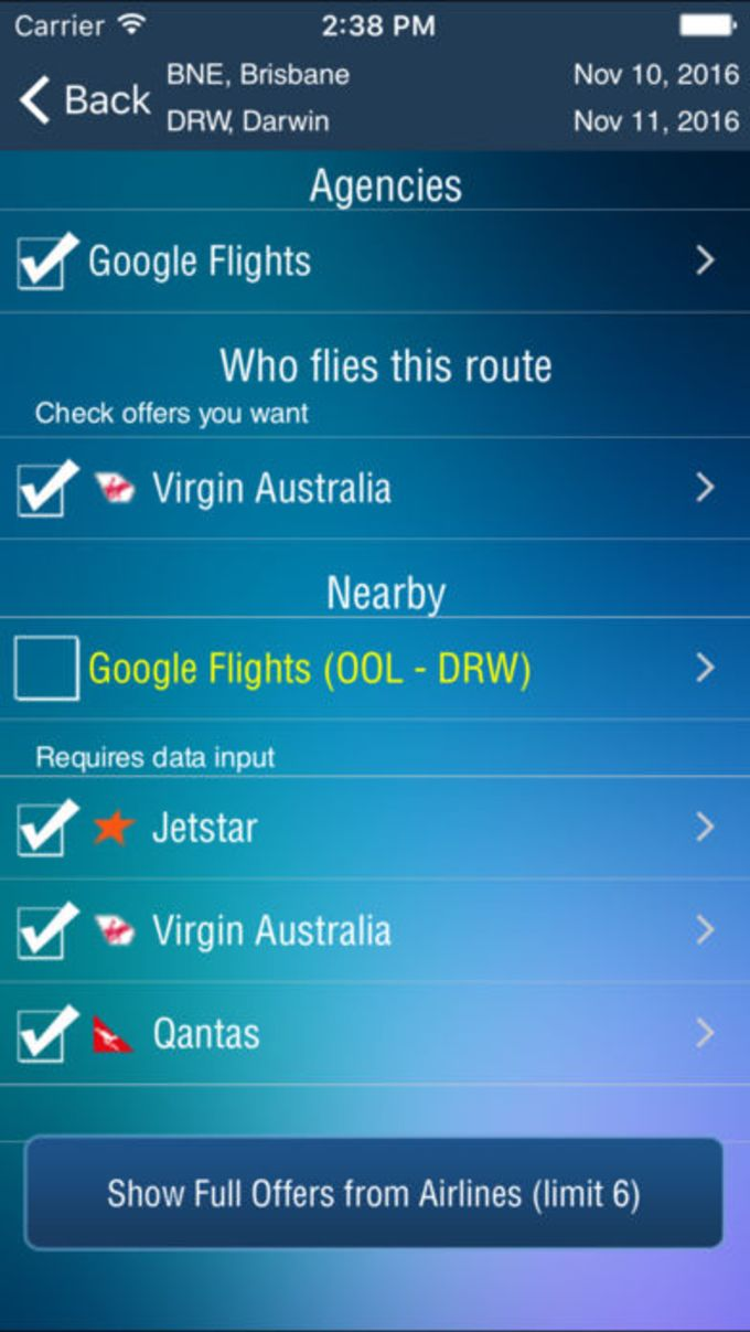 Darwin Airport Pro DRW  Flight Tracker
