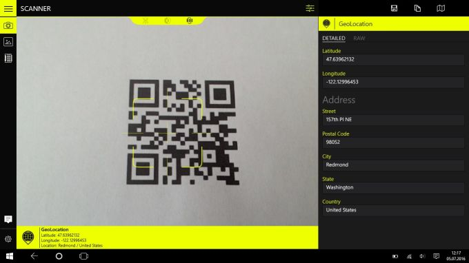 QR Scanner+ // QR Code and Barcode Reader
